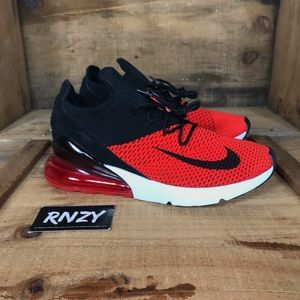 NEW Nike Air Max 270 Flyknit Bred
